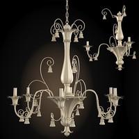 3d chelini classic chandelier