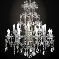 Classic Crystal Swarowski chandelier mechini faustig