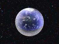 earth 3d max