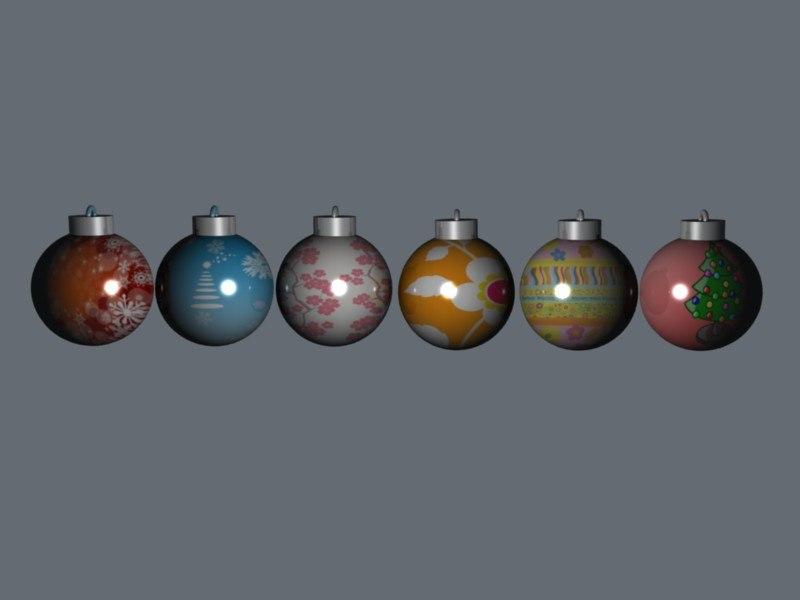 ornaments christmas tree blend free
