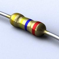 carbon resistor 3ds