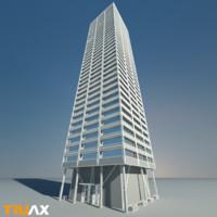 Truax Studio Modern Skyscraper 02