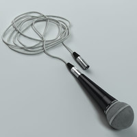 microphone plug shure dxf