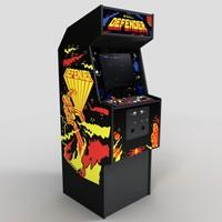 3dsmax arcade racing video