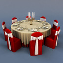 Table_Banquet Table