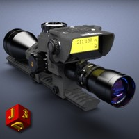 3ds max leupold® mark iv bors®
