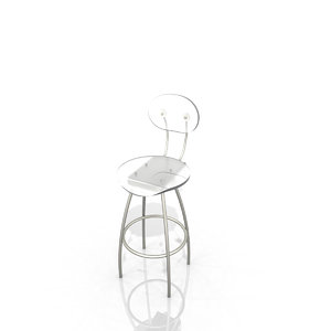 3d cort oslo bar stool