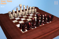 Four Chess Boards & Pieces for Gaming