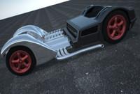 lightwave concept car