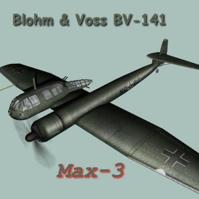 3ds max weird asymetrical german