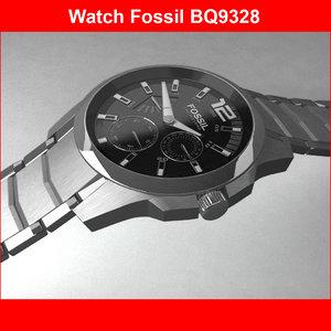 3d model fossil bq9328