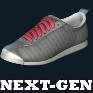 max sport shoes modeled 04
