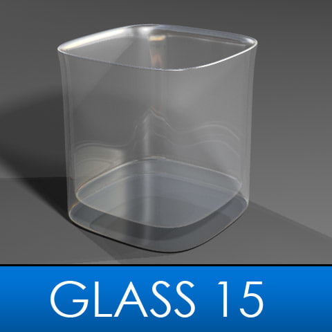 drinking glass 3ds