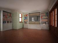 3ds bookshelf