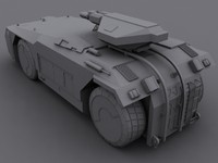 Armoured Personnel Carrier V1