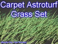 Astroturf Grass Set 002