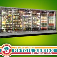 Grocery - Freezer Wall