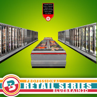 Grocery - Freezer Aisle