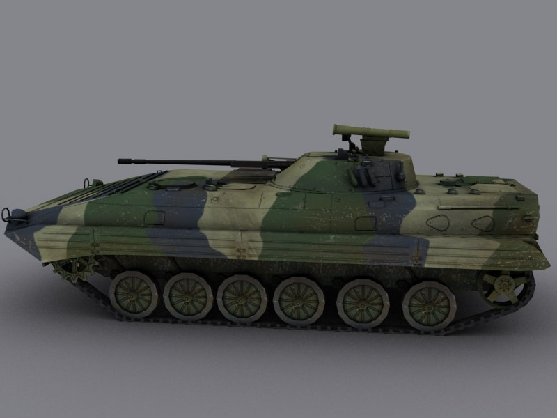russian apc ready games 3d max
