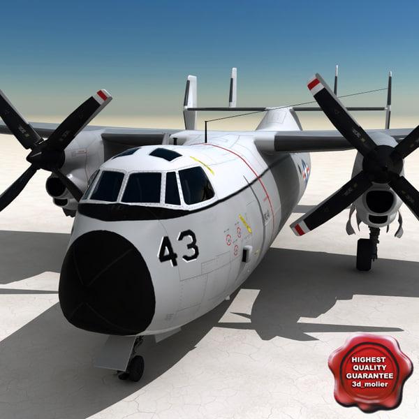 c-2a greyhound v2 3ds