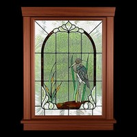3dsmax stained glass window