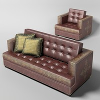 belloni classical office 3d model