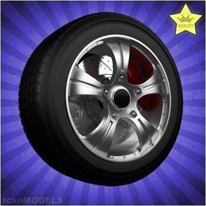 lightwave car wheel