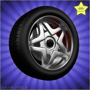 car wheel max