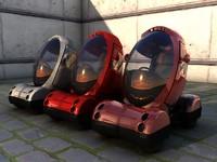 3d future model