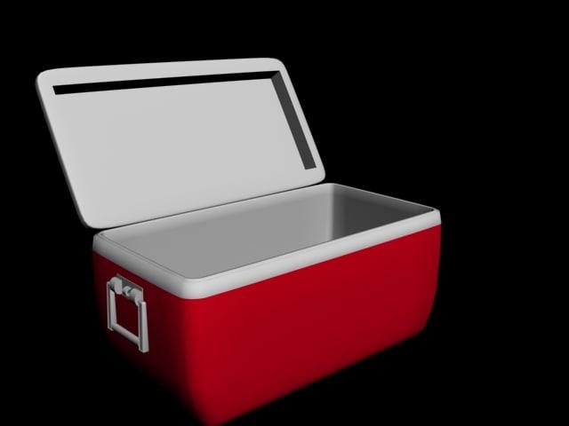 3d ice chest