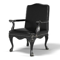Ralph Lauren Clivedon carved Armchair 112-03