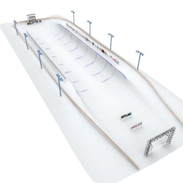 snowboard halfpipe max