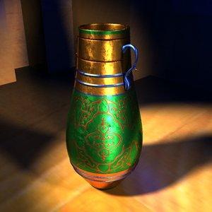 maya magic vase