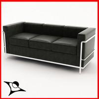 Le Corbusier LC 2/3