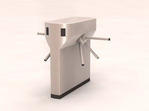 3ds max turnstiles solidworks