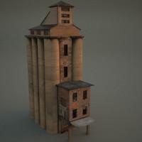 3dsmax silo grain