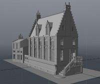 Brugge Building 2