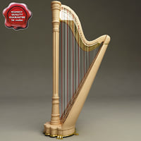 max harp musical instrument