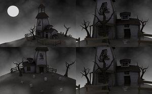 haunted house v2 max