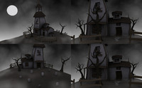 Haunted House V2