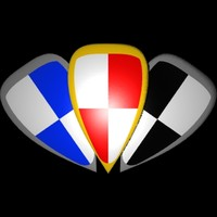 3d model knights shield