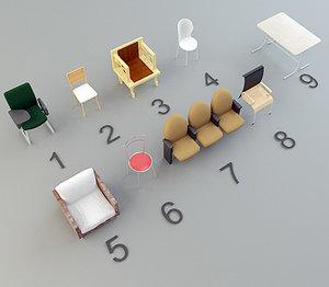 maya desk chairs