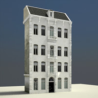 free max model house streets
