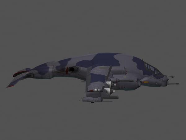 yak harm ready aircraft 3d obj