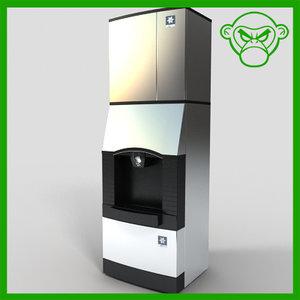 3d ice machine 1