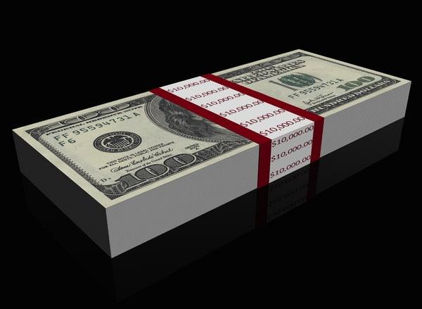 cash 3d max