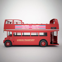 Classic Routemaster Open Top
