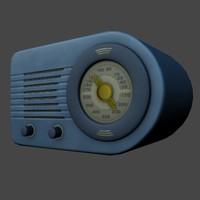 3dsmax next-gen radio