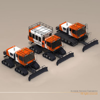 Snowcat Bres400 collection