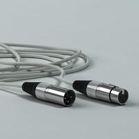 microphone XLR plug